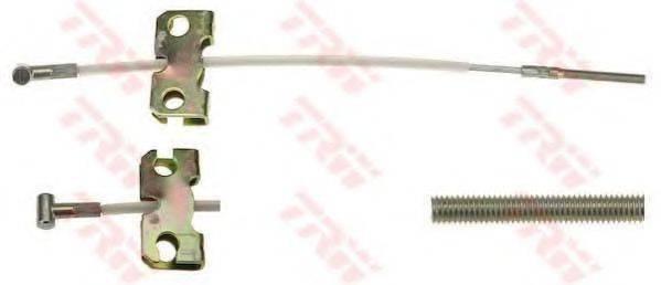 TRW GCH2362 Трос, стояночная тормозная система