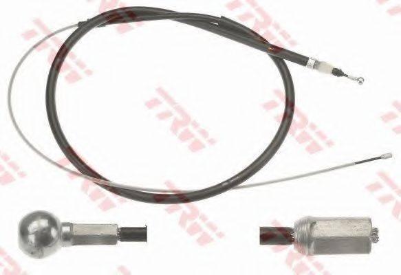 TRW GCH378 Трос, стояночная тормозная система
