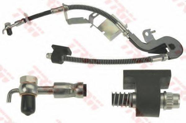 TRW PHD1132 Тормозной шланг
