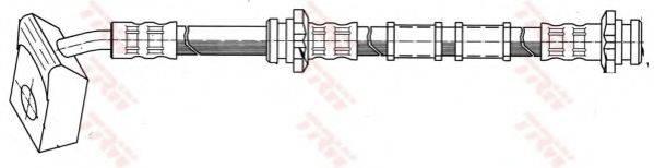 TRW PHD386 Тормозной шланг