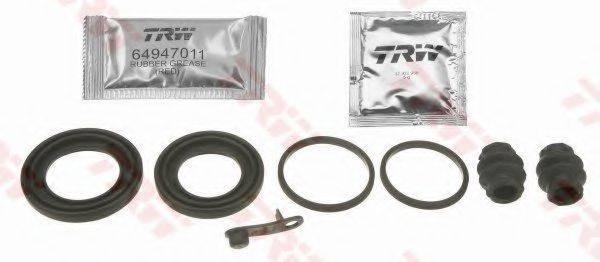 TRW SJ1289 Ремкомплект, тормозной суппорт