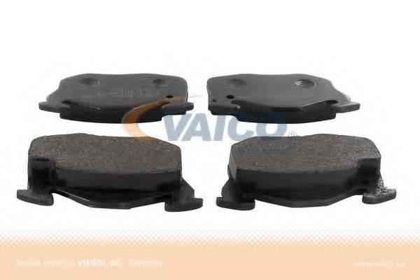 VAICO V220094 Комплект тормозных колодок, дисковый тормоз