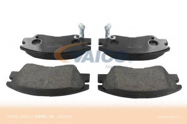 VAICO V370006 Комплект тормозных колодок, дисковый тормоз