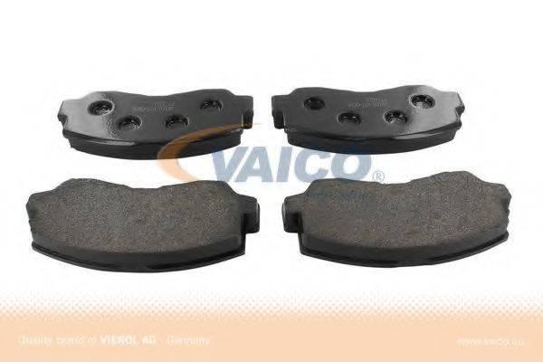 VAICO V370008 Комплект тормозных колодок, дисковый тормоз
