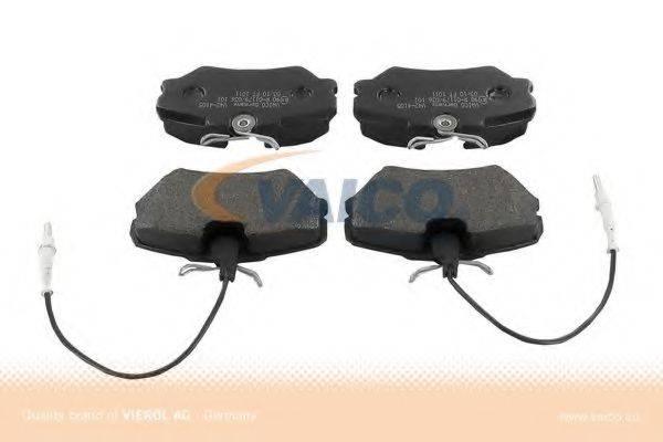 VAICO V424105 Комплект тормозных колодок, дисковый тормоз