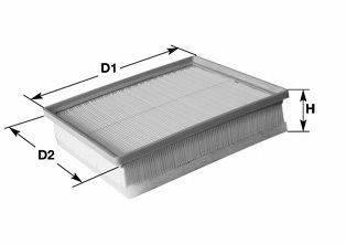 CLEAN FILTERS MA1392 Воздушный фильтр