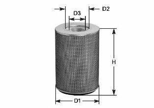 CLEAN FILTERS MA1449 Воздушный фильтр