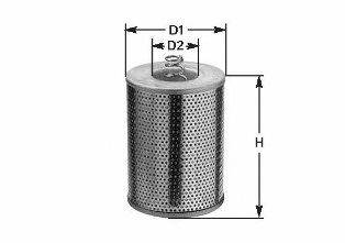 CLEAN FILTERS ML462 Масляный фильтр