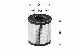CLEAN FILTERS ML1733 Масляный фильтр
