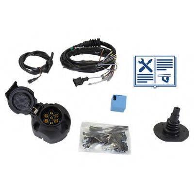 RAMEDER 107387 Комплект электрики, прицепное оборудование