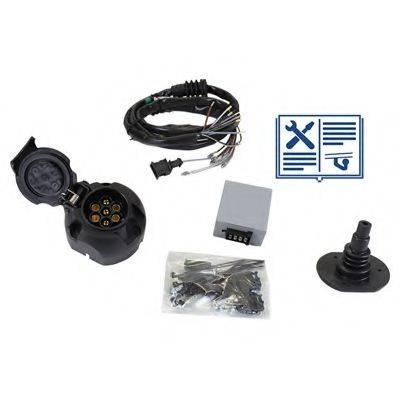 RAMEDER 107005 Комплект электрики, прицепное оборудование