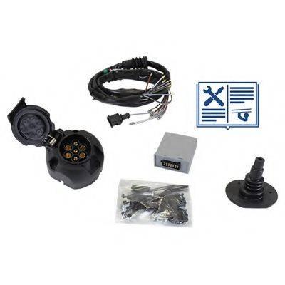 RAMEDER 106036 Комплект электрики, прицепное оборудование
