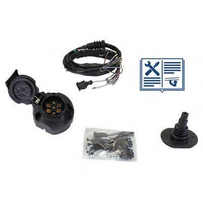 RAMEDER 107388 Комплект электрики, прицепное оборудование