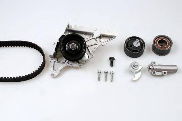 GK K980167C Водяной насос + комплект зубчатого ремня