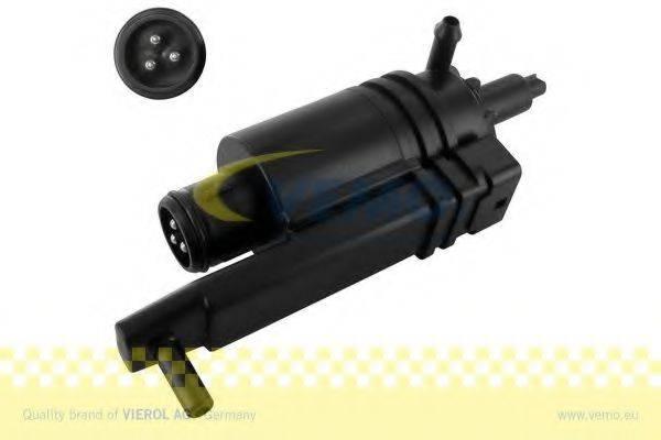 VEMO V10080207 Водяной насос, система очистки окон