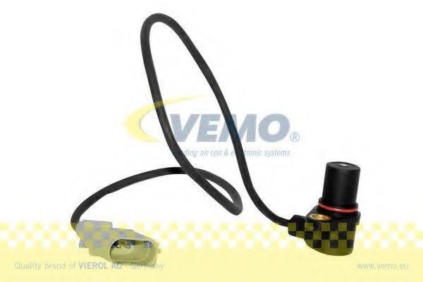 VEMO V107209381 Датчик импульсов; Датчик, частота вращения; Датчик импульсов, маховик; Датчик частоты вращения, управление двигателем