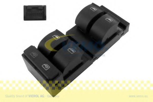 VEMO V10730012 Выключатель, стеклолодъемник