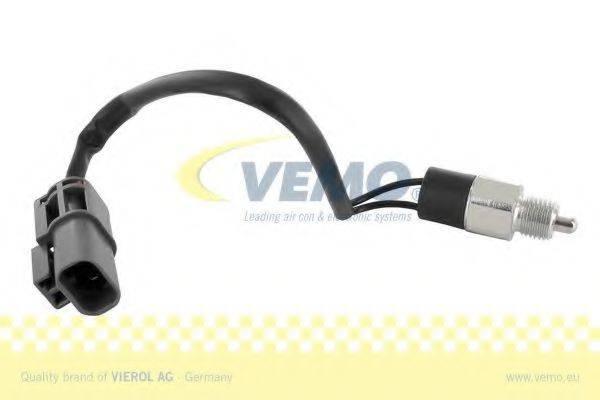 VEMO V38730007 Выключатель, фара заднего хода