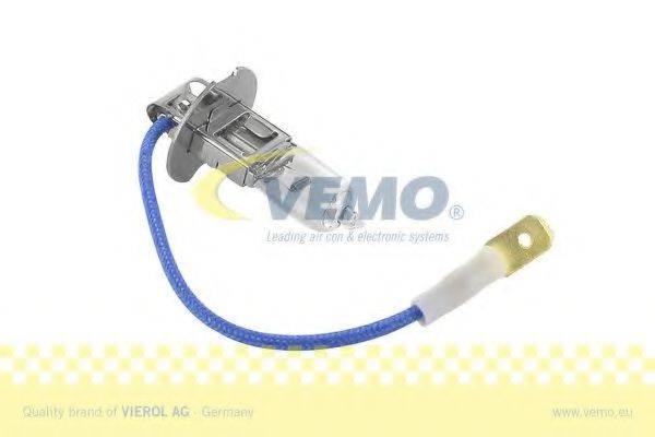 VEMO V99840013 Лампа накаливания, фара дальнего света; Лампа накаливания, основная фара; Лампа накаливания, противотуманная фара