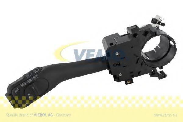 VEMO V15803230 Переключатель указателей поворота; Переключатель управления, сист. регулирования скорости; Выключатель на колонке рулевого управления