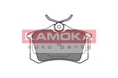 KAMOKA JQ1012166 Комплект тормозных колодок, дисковый тормоз