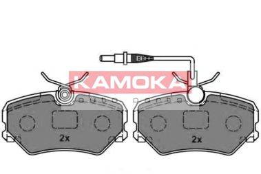 KAMOKA JQ1011080 Комплект тормозных колодок, дисковый тормоз
