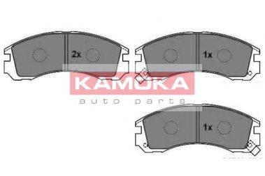 KAMOKA JQ1011530 Комплект тормозных колодок, дисковый тормоз