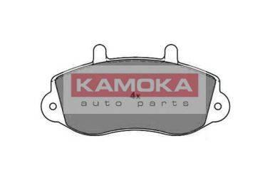 KAMOKA JQ1012584 Комплект тормозных колодок, дисковый тормоз