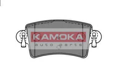 KAMOKA JQ1012906 Комплект тормозных колодок, дисковый тормоз
