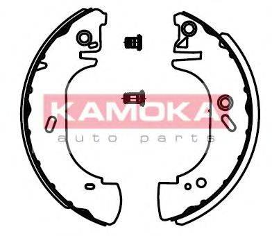 KAMOKA JQ202027 Комплект тормозных колодок