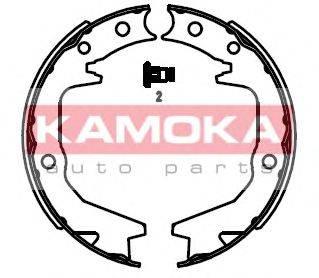 KAMOKA JQ212047 Комплект тормозных колодок, стояночная тормозная система