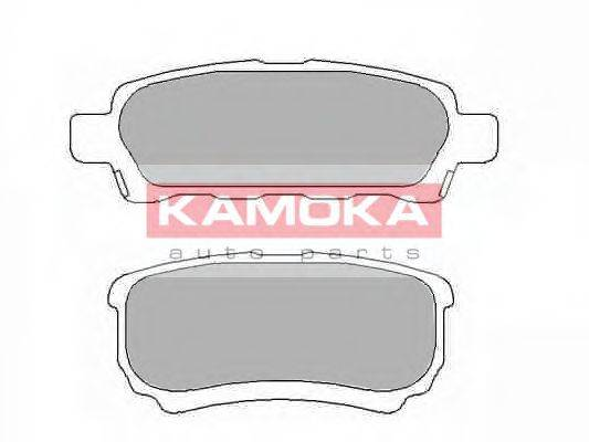 KAMOKA JQ101114 Комплект тормозных колодок, дисковый тормоз