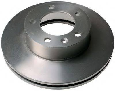 DENCKERMANN B130159 Тормозной диск