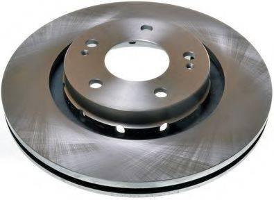 DENCKERMANN B130331 Тормозной диск
