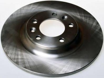 DENCKERMANN B130422 Тормозной диск