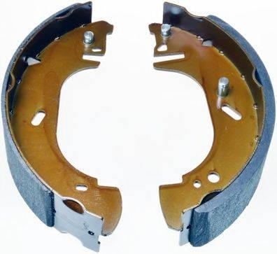 DENCKERMANN B120140 Комплект тормозных колодок