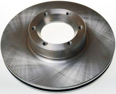 DENCKERMANN B130080 Тормозной диск