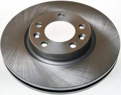 DENCKERMANN B130372 Тормозной диск