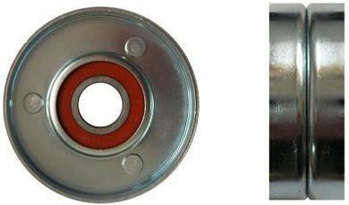 DENCKERMANN P200023 Натяжной ролик, поликлиновой  ремень