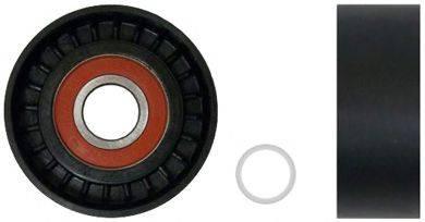 DENCKERMANN P258001 Натяжной ролик, поликлиновой  ремень