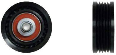 DENCKERMANN P326013 Паразитный / ведущий ролик, поликлиновой ремень