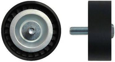 DENCKERMANN P358001 Паразитный / ведущий ролик, поликлиновой ремень