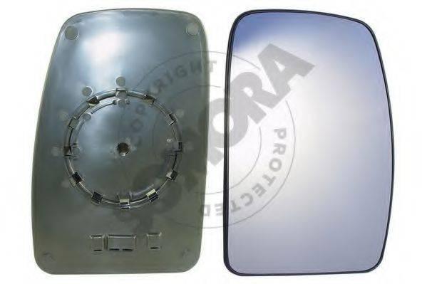 SOMORA 245655G Зеркальное стекло, наружное зеркало