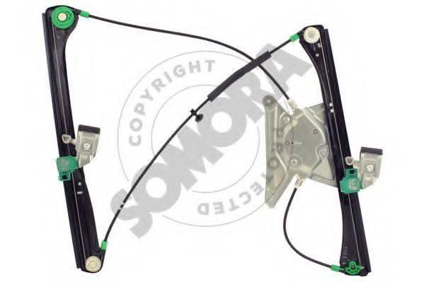SOMORA 021357 Подъемное устройство для окон