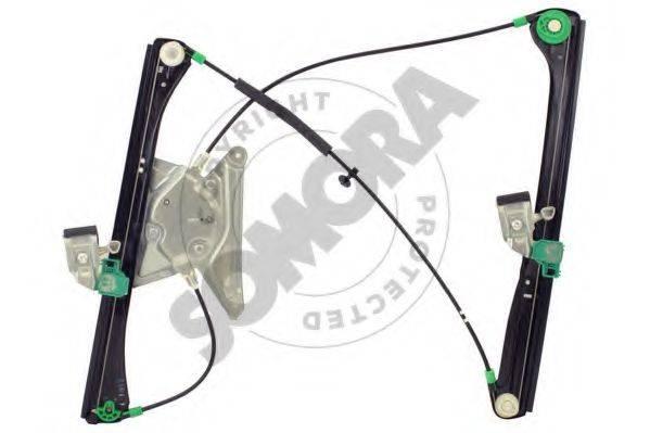 SOMORA 021358 Подъемное устройство для окон