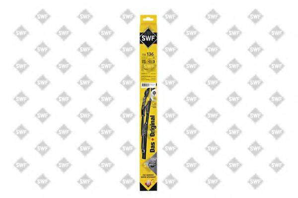 SWF 116136 Щетка стеклоочистителя