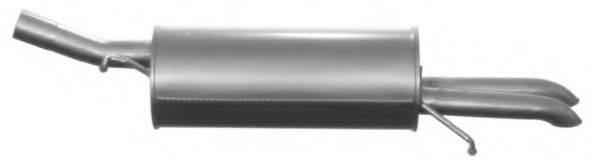 IMASAF 137807 Глушитель выхлопных газов конечный