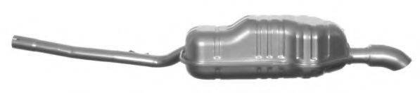 IMASAF 138317 Глушитель выхлопных газов конечный