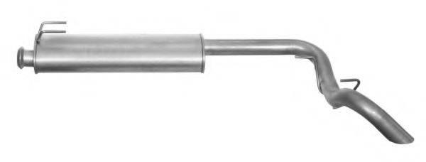 IMASAF 622507 Глушитель выхлопных газов конечный