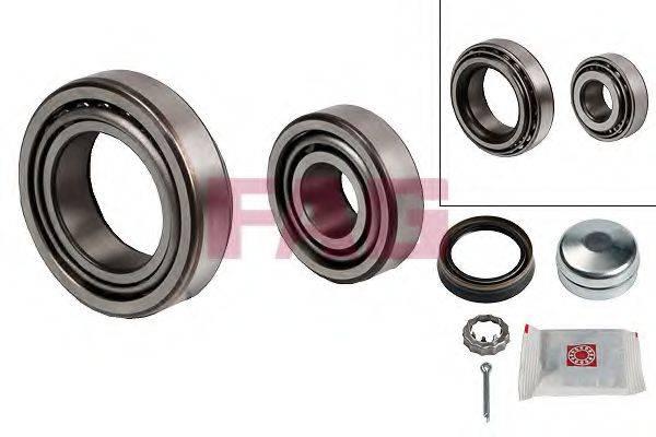 FAG 713610370 Комплект подшипника ступицы колеса